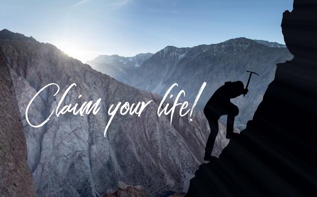 claim life